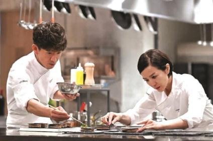 《东京大饭店》:极度的精致和刚刚好的励志