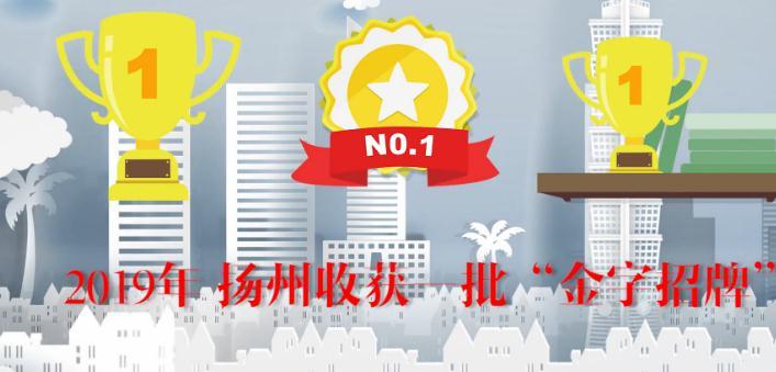 """【两会动漫视频⑤】给力!扬州又多了一批""""金字招牌""""!"""