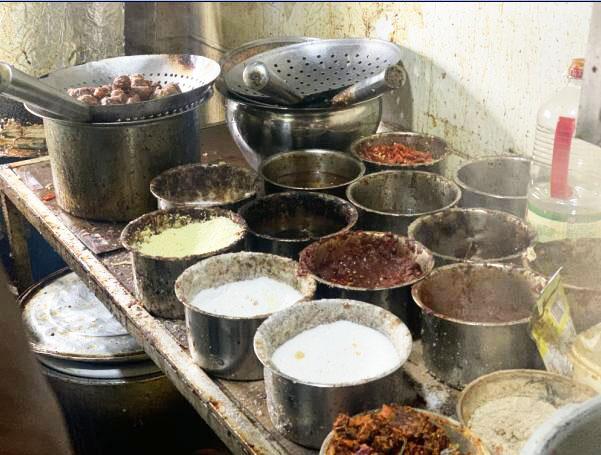 市市场监督管理局启动 这个菜馆被要求整改
