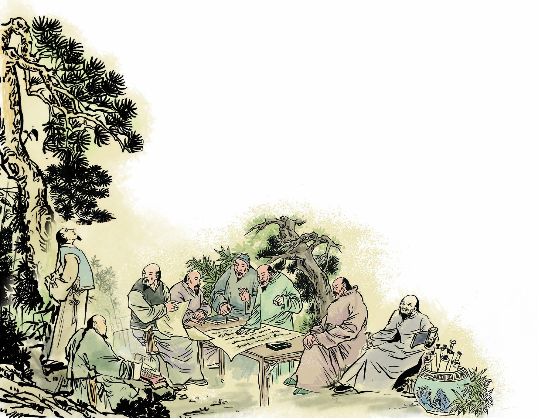 书苑说怪——扬州八怪书法之魂