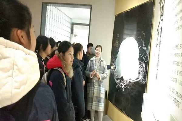 维扬中学开展寒假社会实践活动
