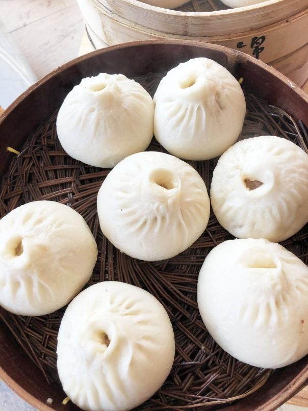 16种年货包子礼盒中,扬州豆沙包最受人喜爱