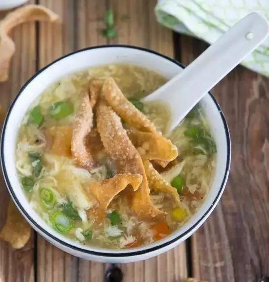 奶香玉米蛋汤,好吃开胃,营养丰富