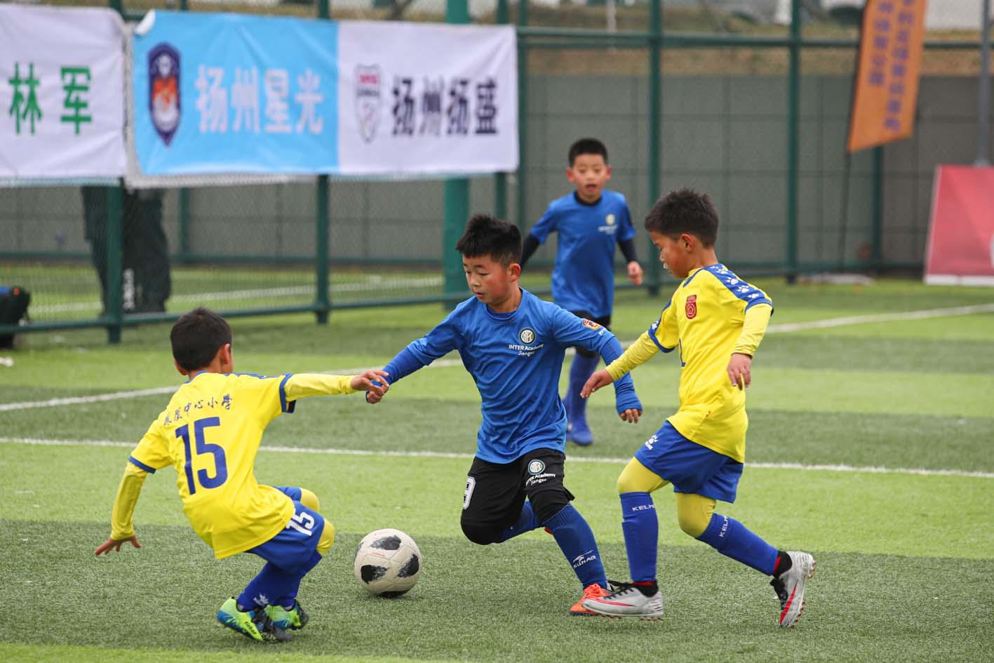 一周迎来两项全国青少年足球赛打造扬州自主青训足球平台