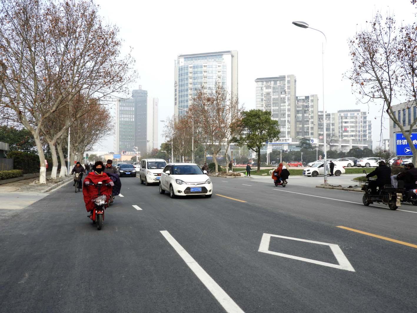 扬州东南片区一批道路通车 通行效率提升居民出行更便捷