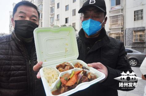 疫情不结束送餐不停止 这家饭店为一线人员免费送餐