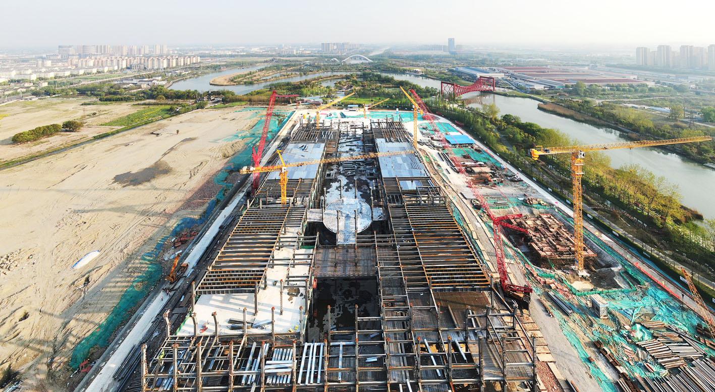 大运河博物馆建设顺利推进