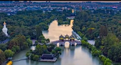 惊艳!清新视频大片来袭,带您阅尽扬州日夜繁华!