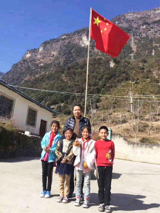 小说中的支教老师 原型是扬州作家