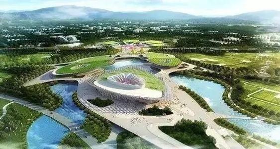 2021年世界园艺博览会园内道路月底贯通