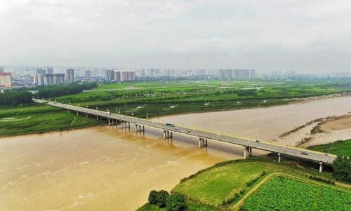 我市启动淮河地区 防汛IV级应急响应