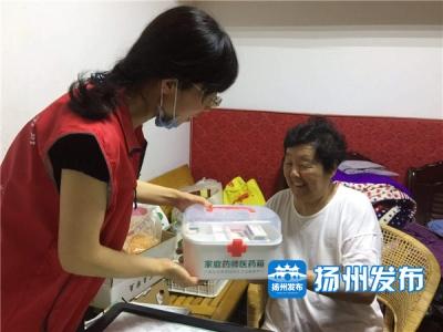 """扬州成""""药师进家庭""""试点,这些妙招值得一看"""