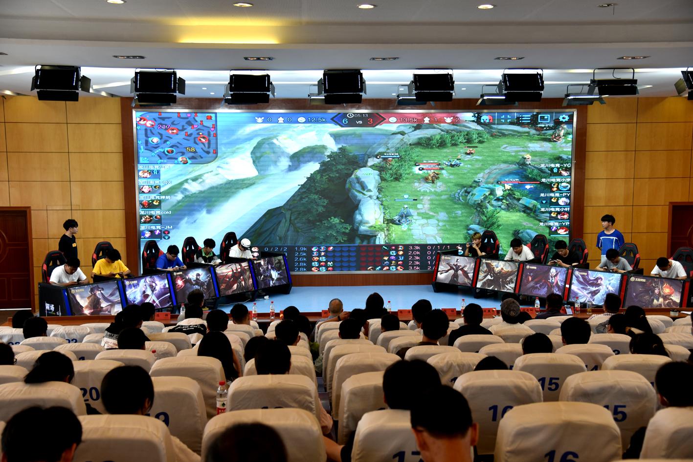 江都职教集团开设电子竞技运动与管理专业