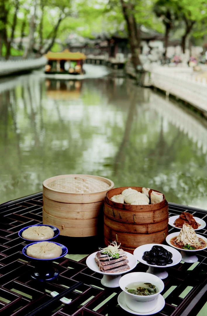 包子做小了、茶点可单点了…看扬州早茶的节约之道