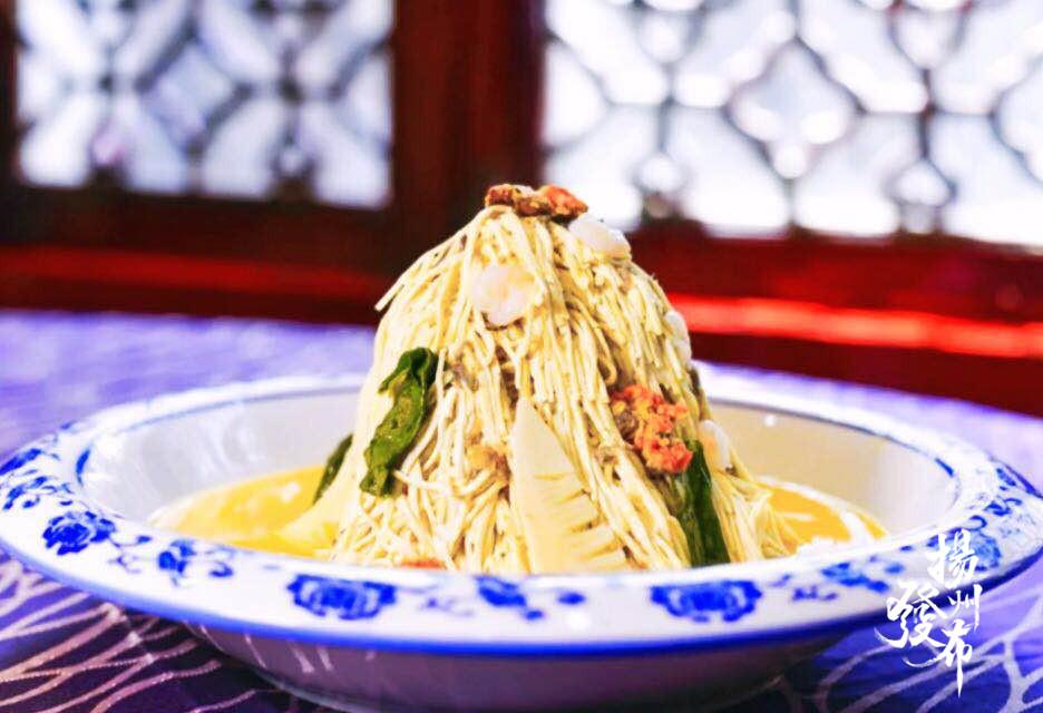 世界美食之都的节约之道|扬州餐饮节约从刀尖开始