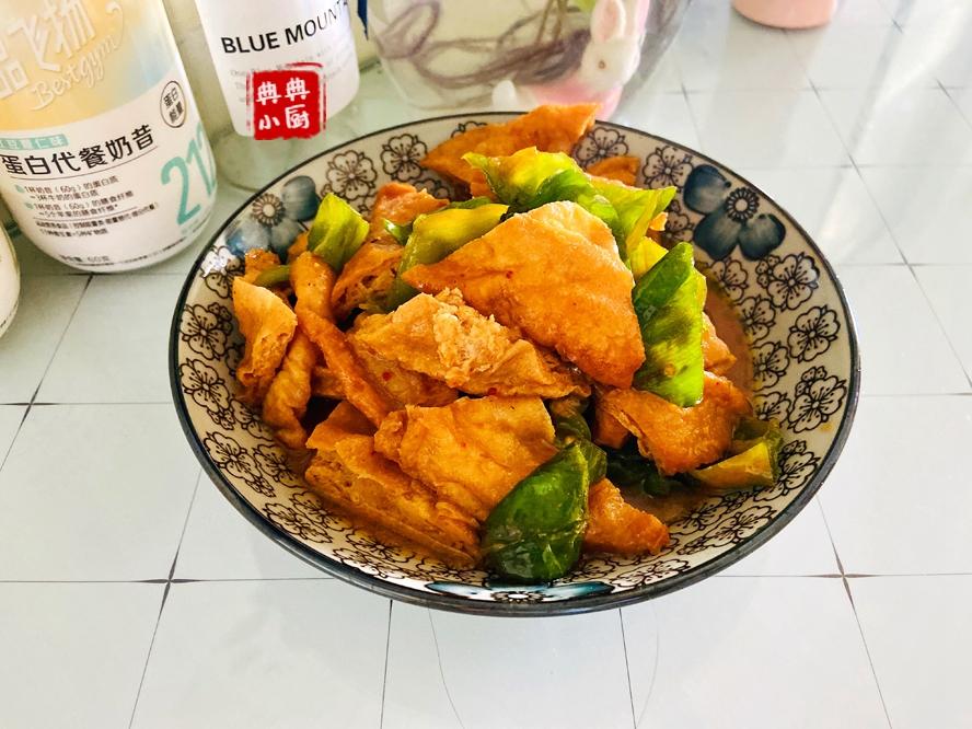 素菜做好了也是下饭菜,不比大鱼大肉差,您也试试
