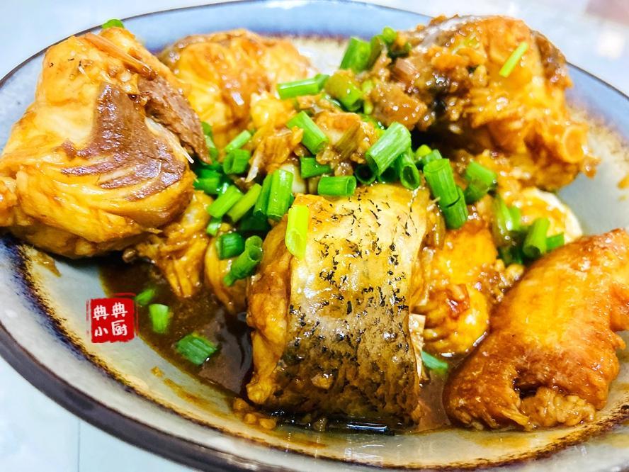 红烧鱼块,好吃入味,喜欢吃鱼的不要错过这做法