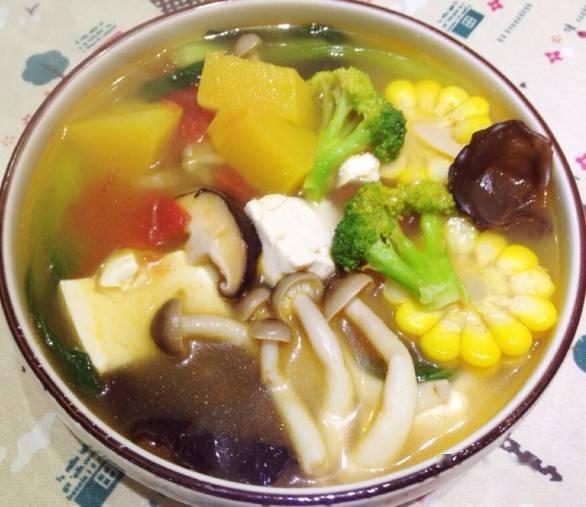 秋天的6道蔬菜汤,简单又养人,赶紧收藏转走吧!