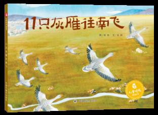 跟着大雁去认识中国