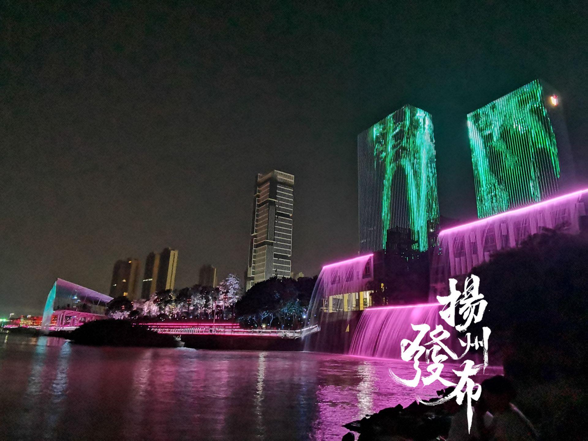 【高邮】路灯产业军团扬州之光点亮大好河山