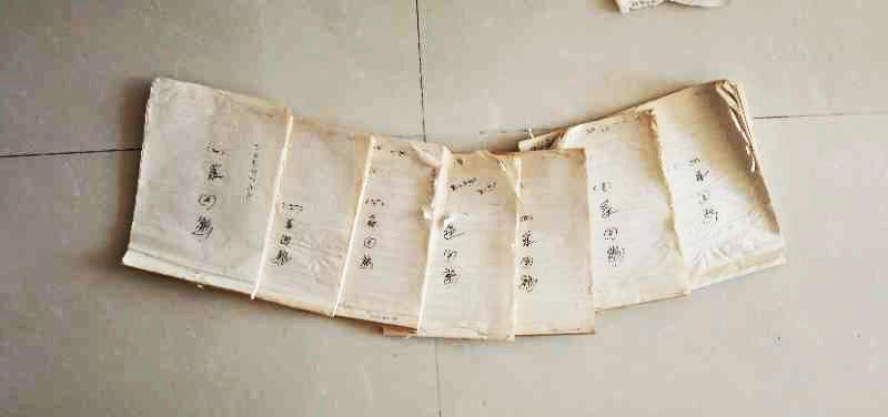 【仪征】励志!62岁木匠手写32万字小说