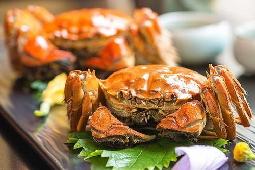 学网红吃播吃螃蟹 冷冻螃蟹味更鲜?她试了 结果……