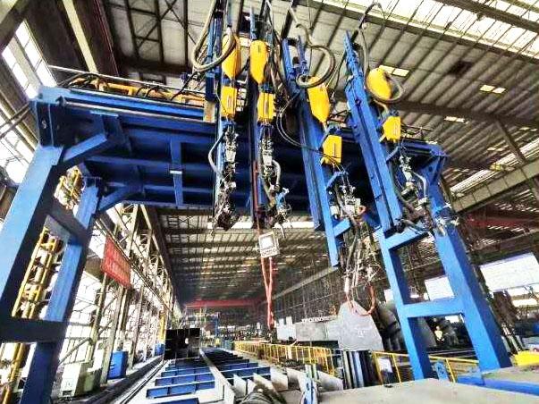 国内首个!扬州钢桥梁智能制造工厂通过验收