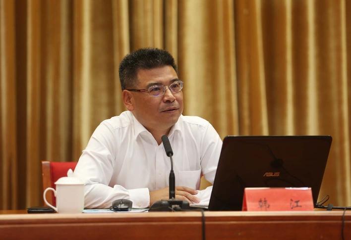 """苏州工业园区原管委会副主任韩江:园区如同企业  要拿出好""""产品"""""""