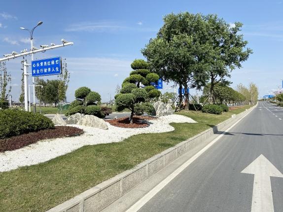 12条新路有颜又有值 扬州东站配套路网全贯通
