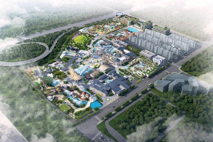 """华侨城大型文旅项目明年运营 看""""梦幻之城""""有多梦幻"""