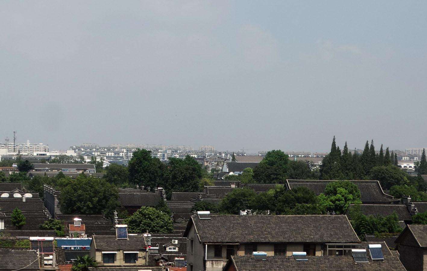 《市民论谈》关注古城保护各界共同探讨古城复兴