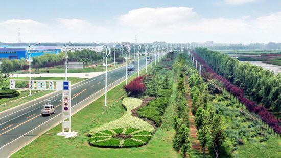 """扬州三条公路完成""""国评""""路况检测"""