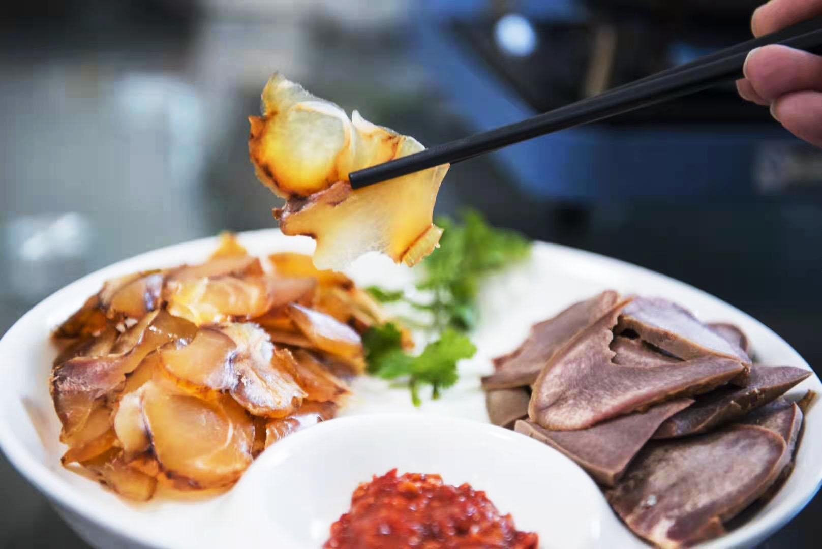 扬州人冬天最爱牛肉汤 暖心又暖胃