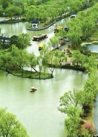 瘦西湖之春