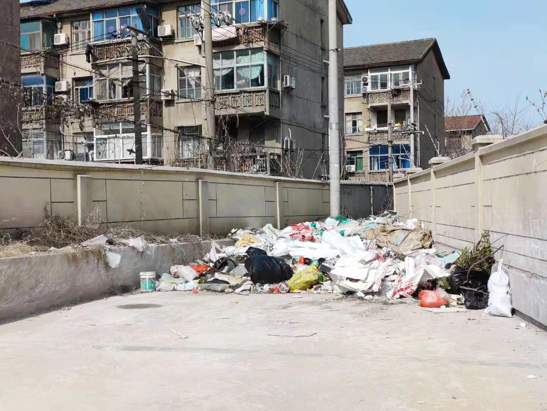 东林路三大问题盼解决物业及交警将安排处理