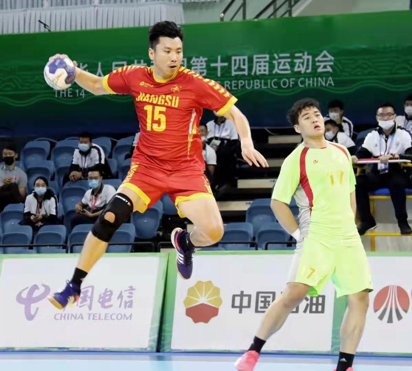 第十四全运会:扬州老将李安复出4个月夺冠