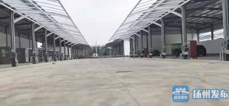 搬迁工程进入冲刺阶段 新联谊市场进场装修